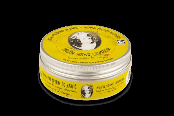 beurre de karité bio, cosmétique naturel