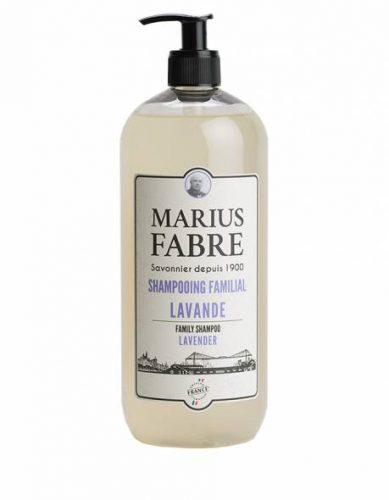 shampooing à la lavande, marius fabre, marseille